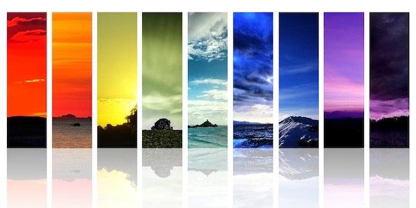 vue paysage couleur - Pixelmator : Editeur d'image de référence
