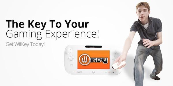 wiikey - La Nintendo Wii U enfin crackée