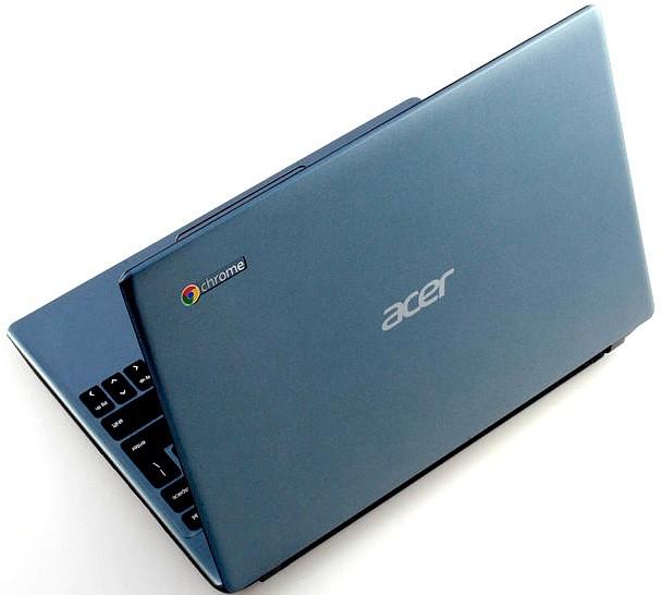 acer chomebook c7 - Test du Chromebook Acer C7