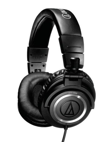 audio technica - Test Audio Technica ATH-M50RD