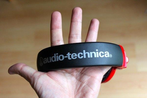 casque ath m50 - Test Audio Technica ATH-M50RD