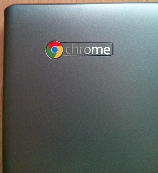 logo chrome chromebook - Test du Chromebook Acer C7