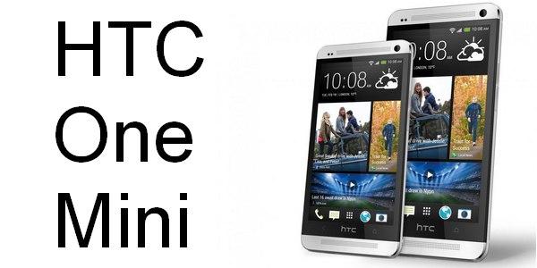 HTC ONE MINI  - HTC One mini officialisé