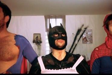 Superheroes hangover 370x247 - La vidéo du jour