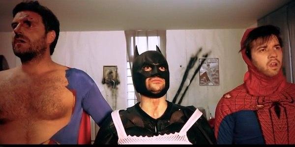 Superheroes hangover - La vidéo du jour