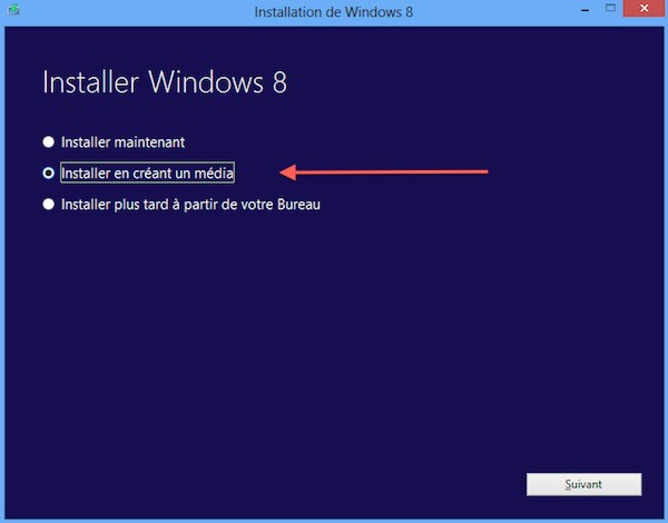 installer windows 8 - Télécharger gratuitement Windows 8 Pro