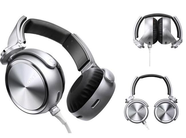 sony mdr xb910 jpg - Test du casque Sony MDR-XB910