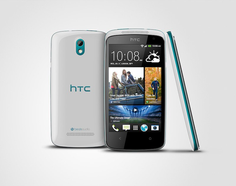 htc desire 500 - HTC Desire 500