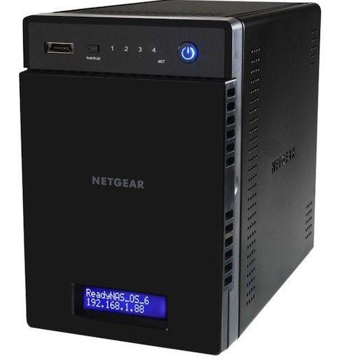 Netgear RN10400 500x513 - Promo NAS chez Amazon