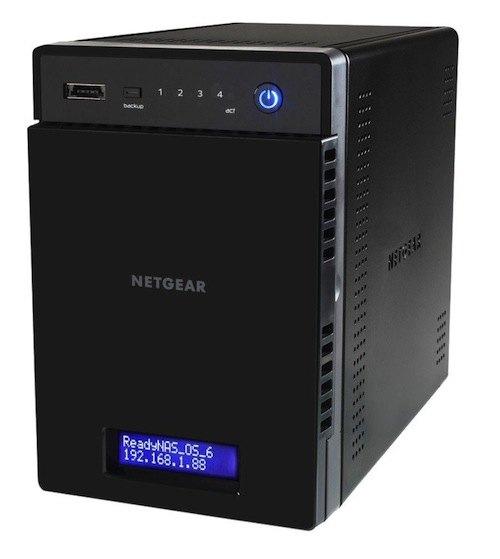Netgear RN10400 - Promo NAS chez Amazon