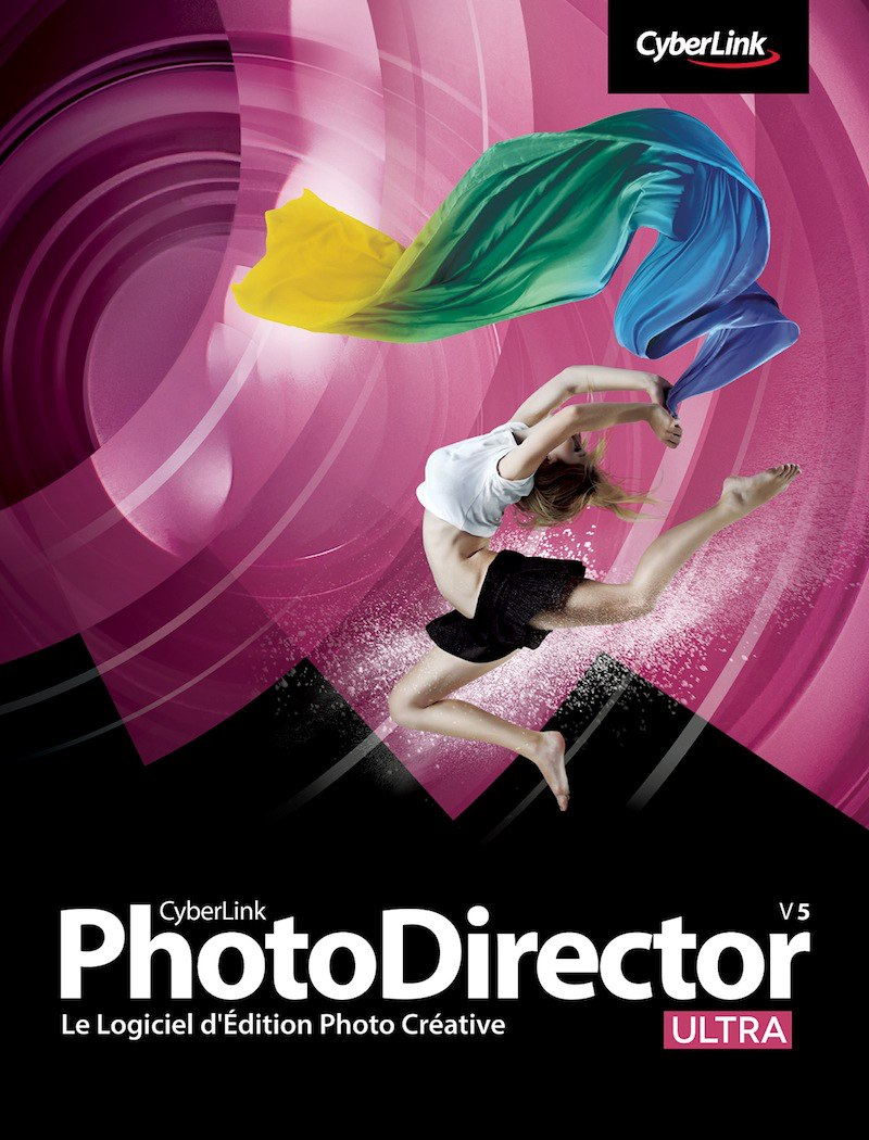 PhotoDirector 5 - Cyberlink lance PowerDirector 12 et PhotoDirector 5