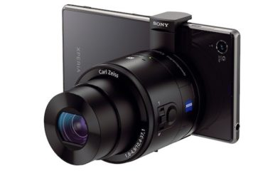 Sony QX100 370x247 - La rentrée 2013 de Sony
