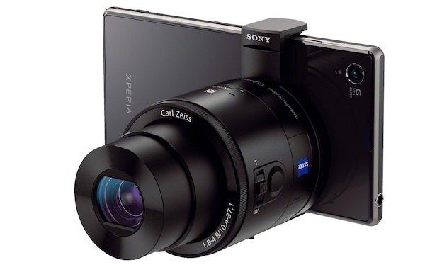 Sony QX100 - La rentrée 2013 de Sony
