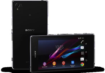 Sony Xperia Z1 - La rentrée 2013 de Sony