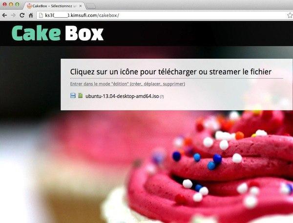 cakebox-kimsufi
