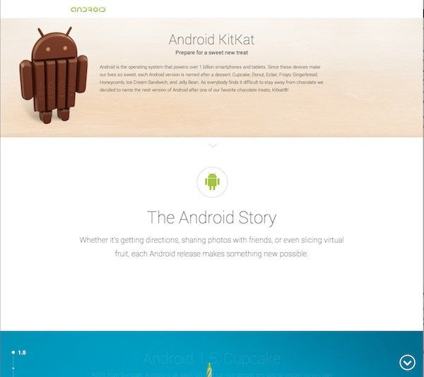 site-web-android-kitkat