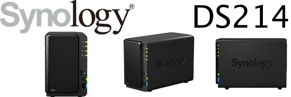 Synology DS214  - Test du Synology DS214