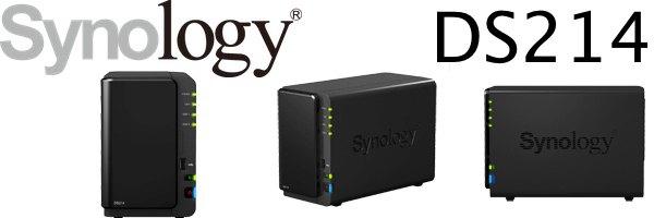Synology DS214  - Synology DS214 est officiellement disponible