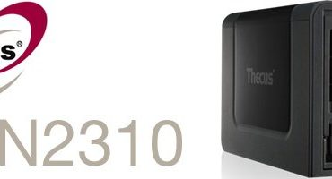 Thecus N2310 370x200 - Thecus lance un NAS 2 baies low cost, le N2310