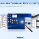 assistant demarrage 150x150 - Test du Synology DS214