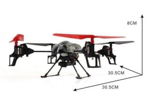 dimensions wltoys v959 - Drône WLToys v959, un jouet extraordinaire !