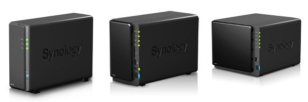 ds114 ds214play ds414 - Synology lance les NAS DS114, DS214play et DS414