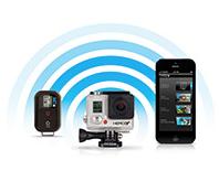 gorpo meilleur wifi - GoPro lance ses nouvelles caméra Hero3+