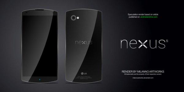 nexus 5 - LG confirme l'arrivée du Nexus 5 par erreur...