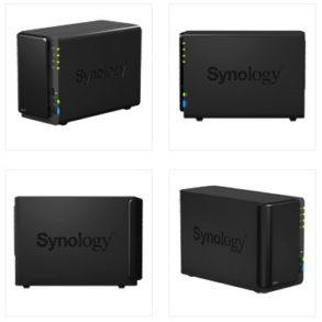 synology ds2141 293x293 - Synology DS214 est officiellement disponible
