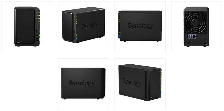 synology ds2141 - Synology DS214 est officiellement disponible