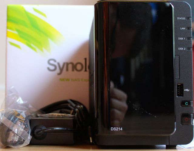 synology ds21411 - Test du Synology DS214