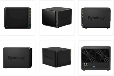 synology ds414 370x247 - Synology lance les NAS DS114, DS214play et DS414