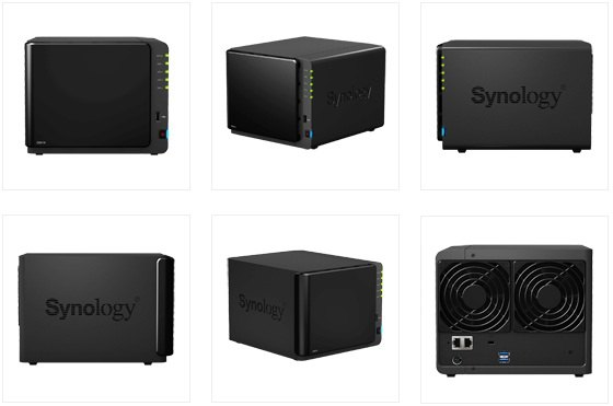 synology ds414 - Test NAS - Synology DS414