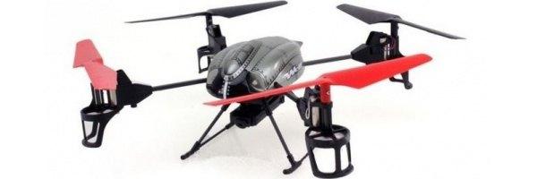 test drone wltoys v959 - Drône WLToys v959, un jouet extraordinaire !