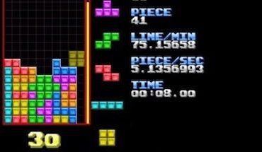 tetris 40 lignes 370x215 - Tetris - 40 lignes en 19.68 sec