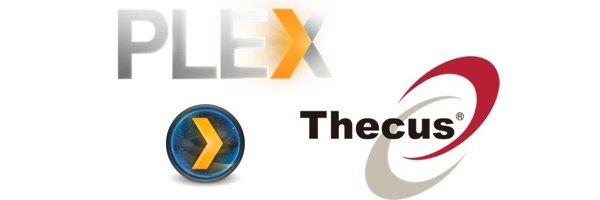 thecus plex - Plex débarque sur les NAS Thecus