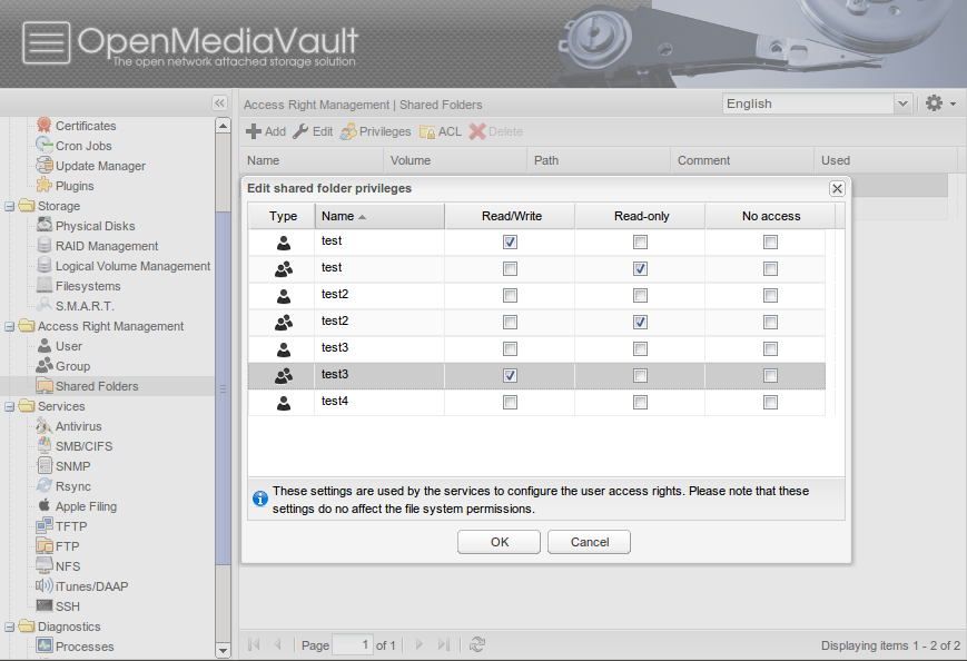 OpenMediaVault - Créer son propre NAS