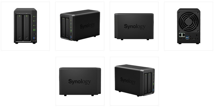 Synology DS214plus - Synology lance le DS214se et le DS214+