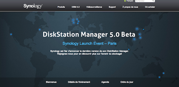 annonce-synology-dsm-5