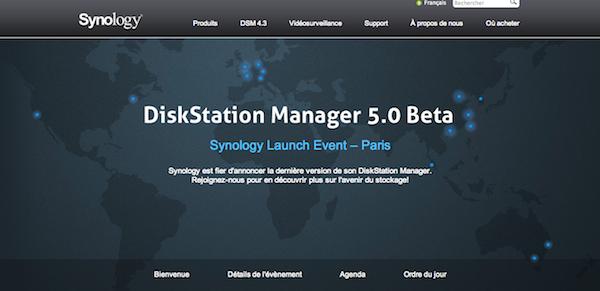 annonce synology dsm 5 - Synology DSM 5.0 fait déjà parler de lui...