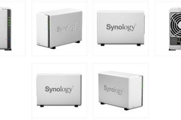 synology ds214se 370x247 - Synology lance le DS214se et le DS214+