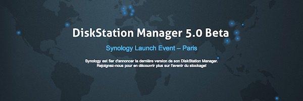 synology dsm5 - Synology DSM 5.0 fait déjà parler de lui...