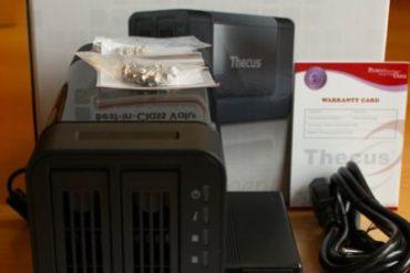 thecus n2310 370x247 - Test du NAS Thecus N2310