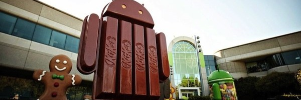 android kitkat - Android 4.4.2, enfin du mieux...