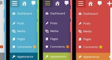 wordpress mobile 370x200 - Wordpress passe en version 3.8