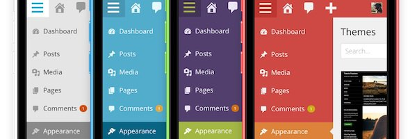wordpress mobile - Wordpress passe en version 3.8