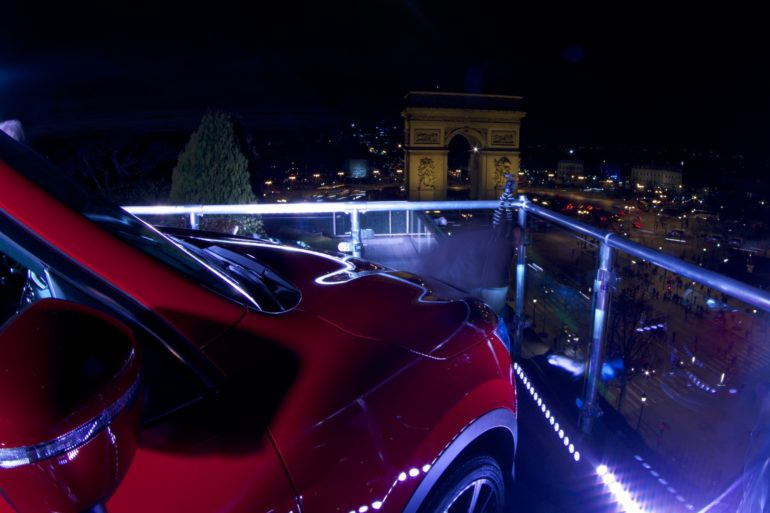 IGP2011 770x513 - Nissan rooftopping
