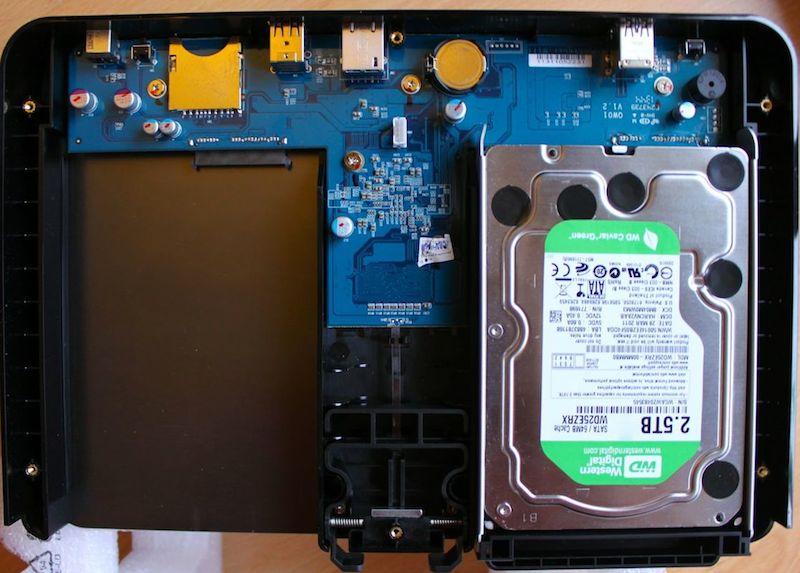 QNAP HS 210 installation - Test du QNAP HS-210