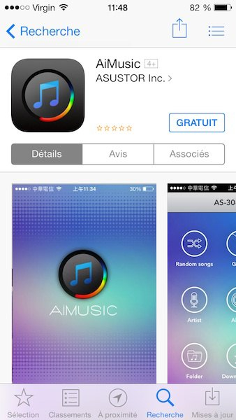 asustor aimusic - AiMusic et Optware IPKG chez ASUSTOR