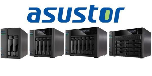 gamme asustor - ASUSTOR : les nouveautés d'ADM 2.1 dévoilées